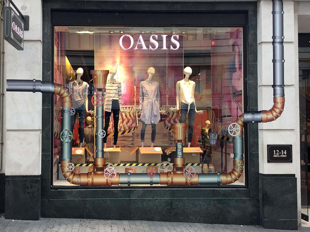 Oasis Argyl St