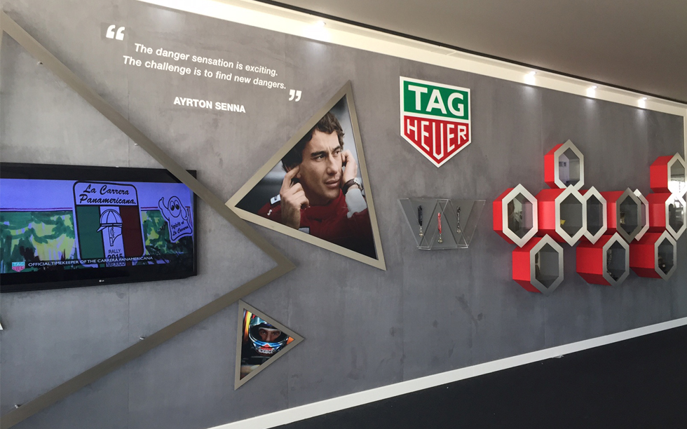 TAG Heuer at Goodwood