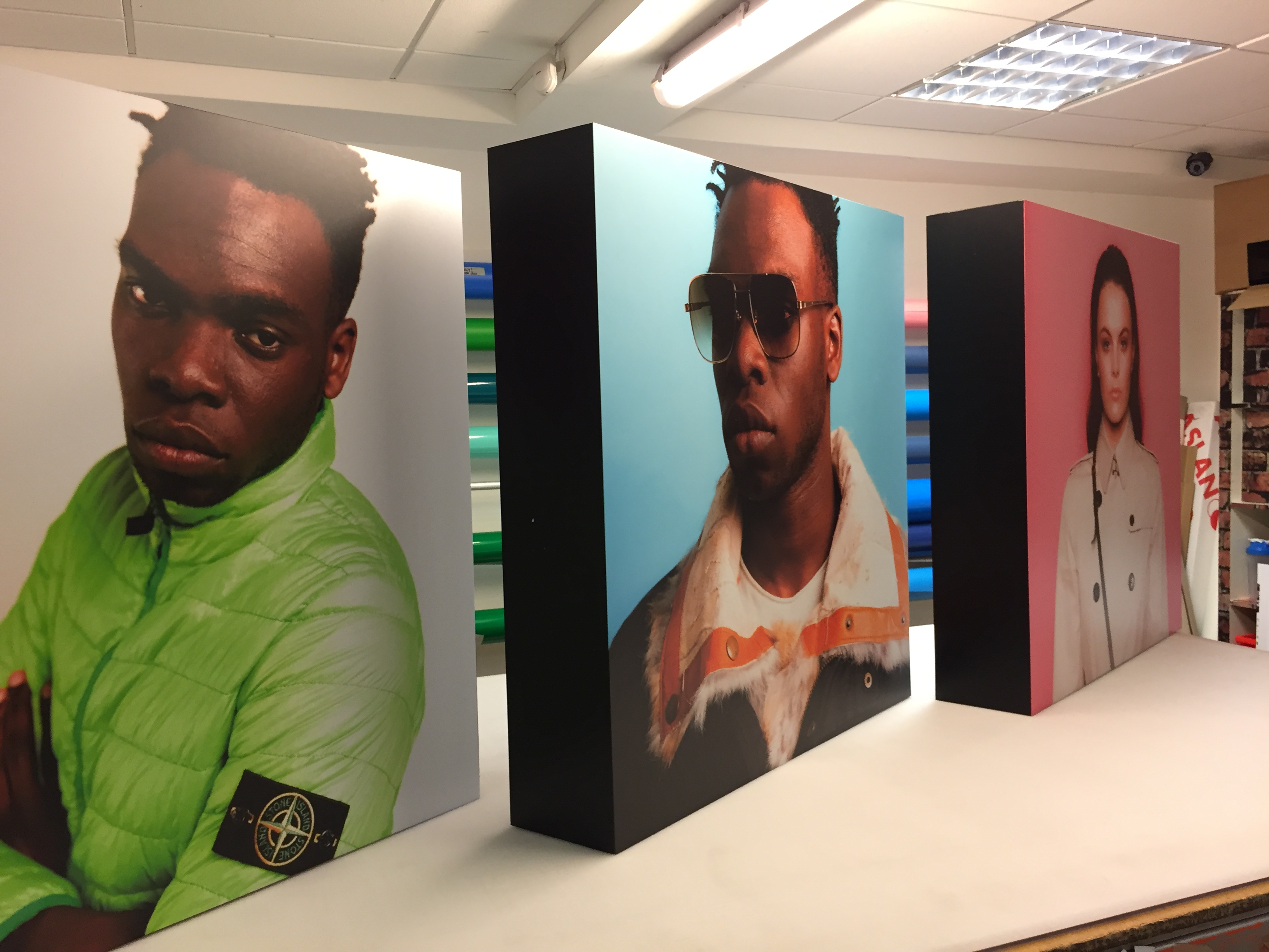 Designer Pop-Up Store
