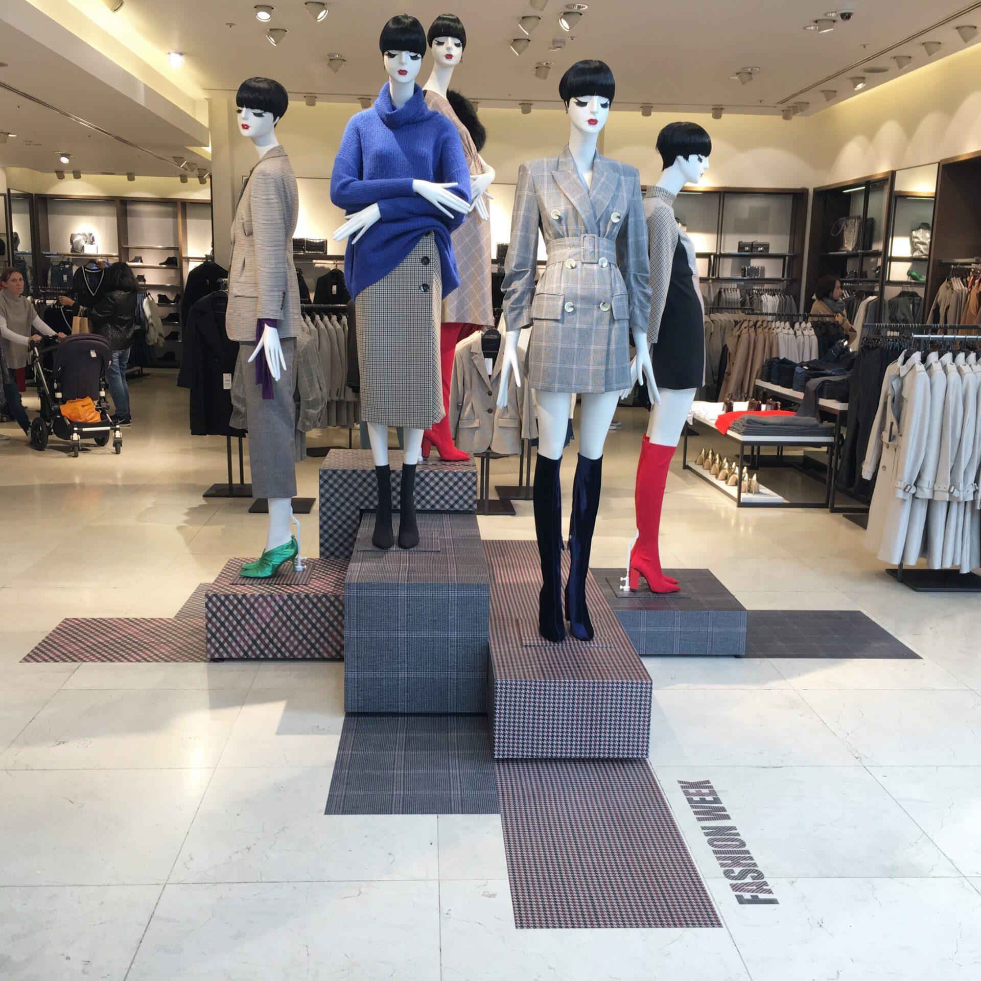 Zara London Fashion Week