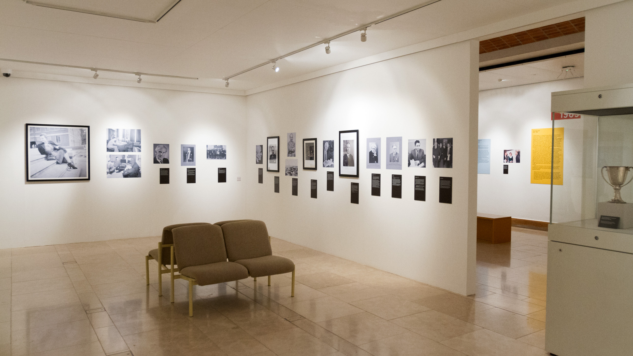 100 years of SOAS University, London exhibition at the Brunei Gallery