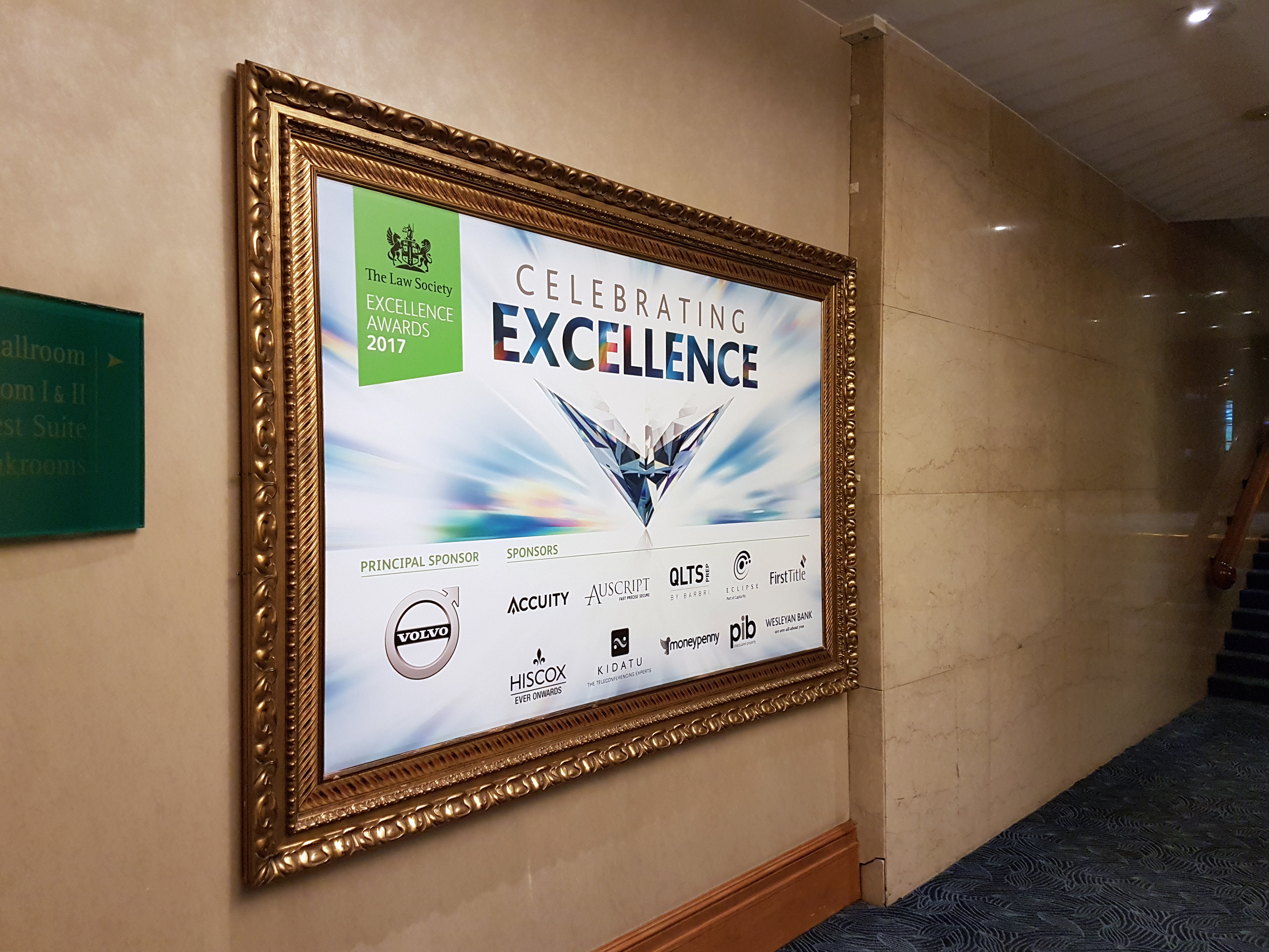 Law Society Excellence Awards 2017