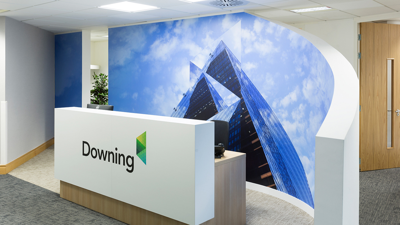 Downing reception