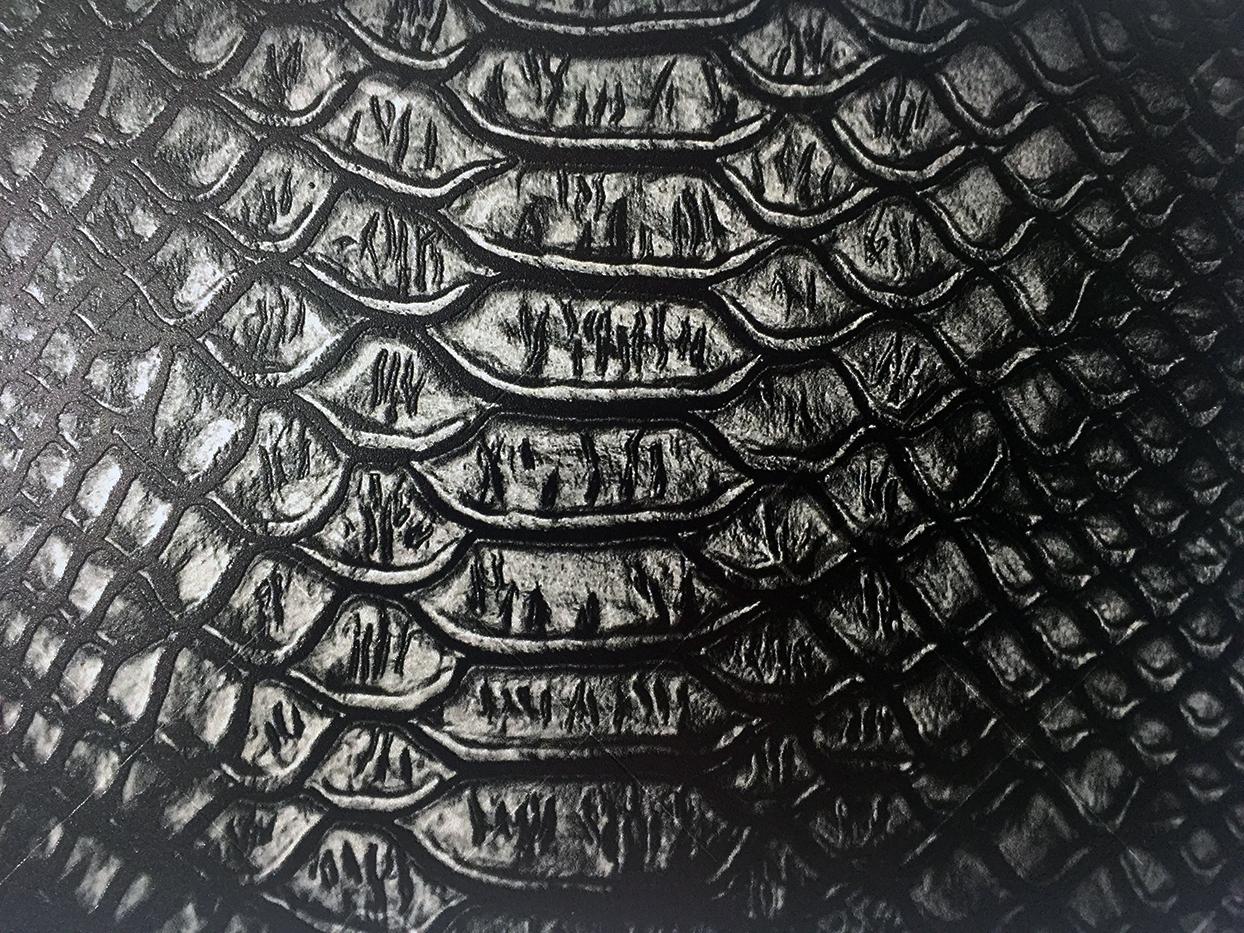 Textured Print