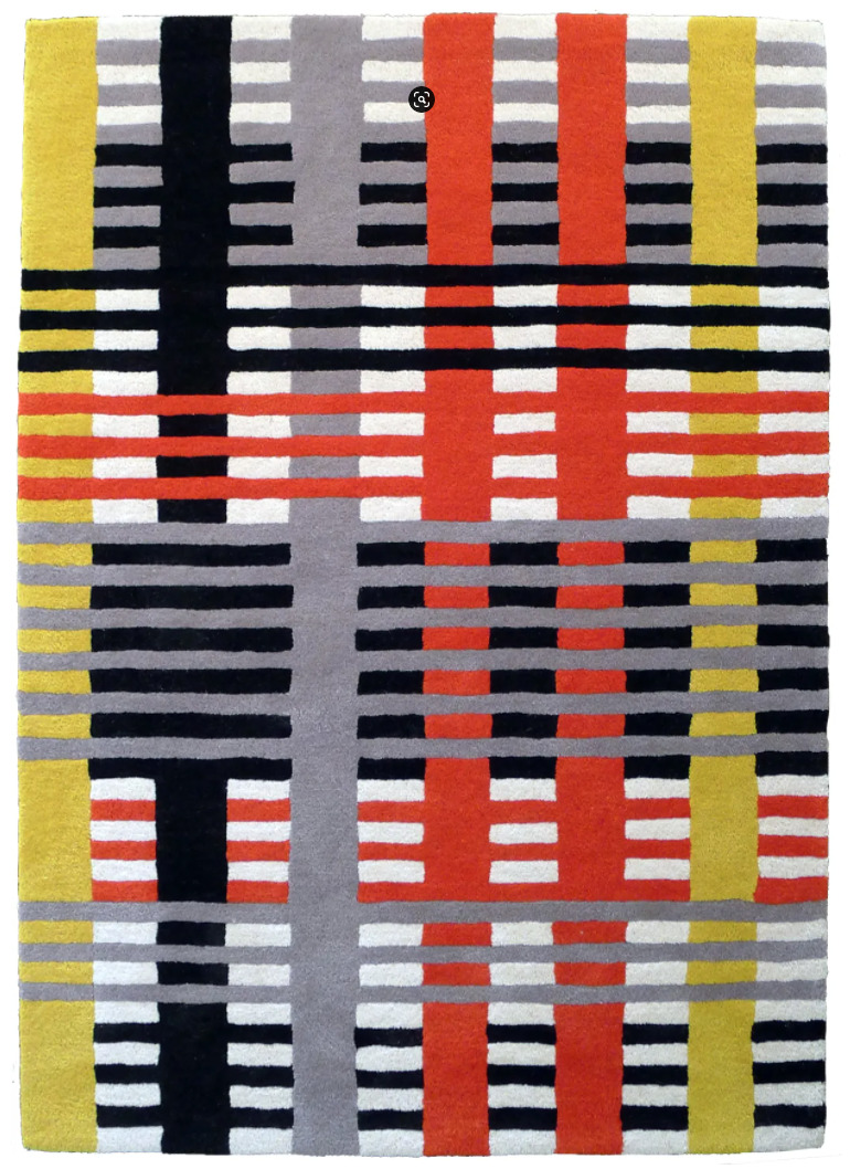 Anni Albers, wallhanging, 1926