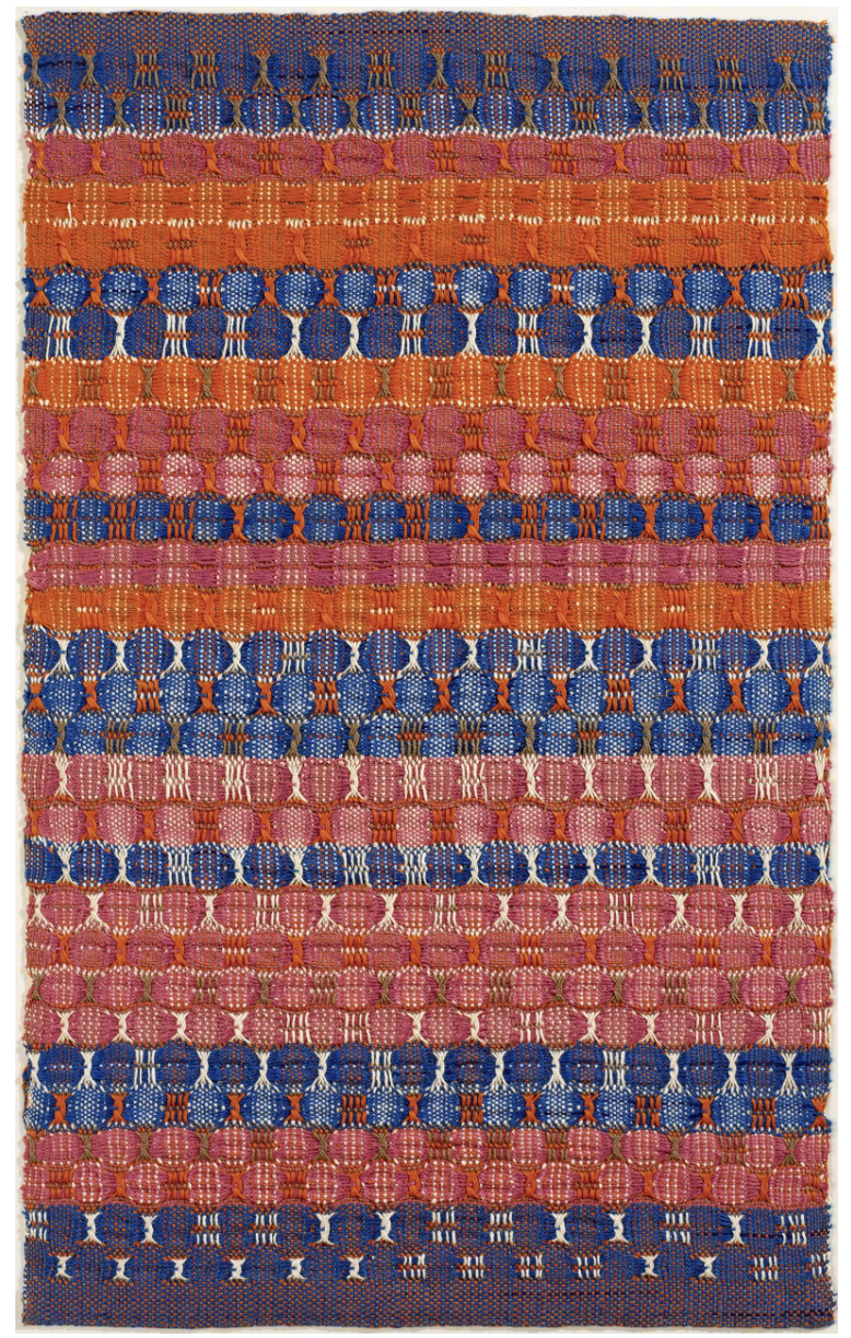 Anni Albers, wallhanging, 1954
